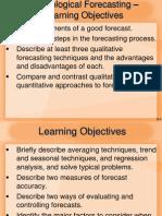 05 - Technological & Quantitative Forecasting.ppt
