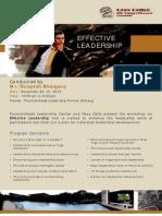 Leadership&CommunicationSkillsBrochure,Nov2013