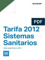 GEBERIT_Sistemas_Sanitarios_2012