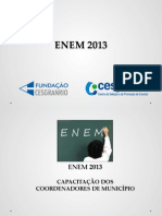 ENEM 2013 Coord Municipal26