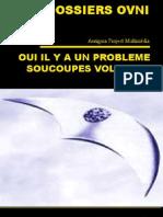 Document. Oui il y a un problème Soucoupes Volantes de Michel Aime.Source de Planète n°10 Mai-Juin 1963._noPW