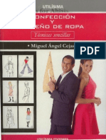 26. CONFECCIÓN Y DISEÑO DE ROPA de Miguel Angel Cejas