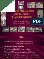 Jigs&Fixture for Aircraft Industries