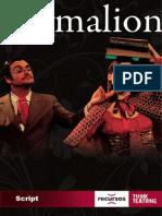 Pygmalion - Script[1].pdf
