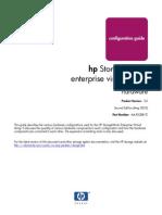 Documentation HP Cablage EVA