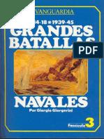 Grandes Batallas Navales - [03de12] Jutlandia [Spanish E-book][by Alphacen]