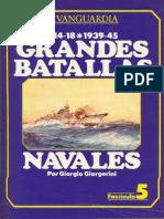 Grandes batallas navales - [05de12] En el Atlántico durante la Segunda Guerra Mundial (y2) [Spanish e-book][By alphacen]