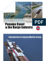 Panama Canal by Jerry Knapper
