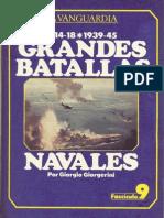Grandes batallas navales - [09de12] La guerra en el pacífico [Spanish e-book][By alphacen]
