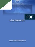 Loi Finances 2011
