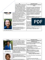 Florida Art Therapy Association 2014 Conference Speakers