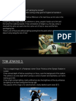 Tom Jenkins Photography Analysis
