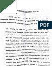 Jurisiction of Green Tribunal