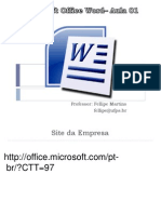 Curso - Office Word