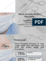 Hernia Scrotalis Sinistra Reponibilis.pptx