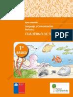 1° BÁSICO - CUADERNO DE TRABAJO LENGUAJE Y COMUNICACIÓN