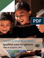 ODM_Igualdad entre los géneros
