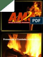 Prevencao e Combate a Incendio