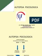 Autopsia Psicologica Exp