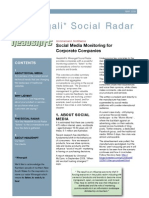 Headshift Winangali Social Radar