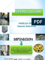 Presentacion Equipos de Esterilizacion