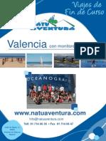 Viajes de Fin de Curso Valencia