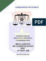 Reglamento IPSC Action Air - 2012