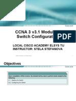 CCNA3 v3.1 Module 6