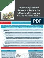 Electoral Reforms Suggestions - Nishank.pdf