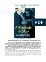 Alexandra Yvy -  A Maldição de Shay.doc