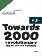 Living Marxism Live - Towards 2000