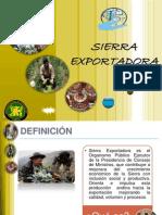 100330514 Diapositivas Sierra Exportadora 2012 Uncp Fats