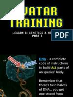 Lesson 6 Avatar Training