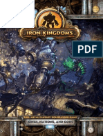 Iron Kingdoms - Kings, Nations and Gods