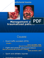 Management of maxillofacial trauma.ppt