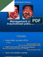 Management of maxillofacial trauma.ppt