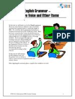 Unit 12 - Modals, Phrasal Verbs and Passive Voice