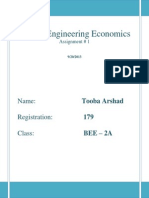 Economics vs Engineering Economics.docx