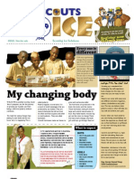 Scouts Voice, July 2009