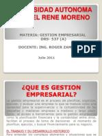 Presentacion Gestion Empresarial Final