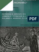 Brown, Raymond e - Comentario Biblico San Jeronimo 03