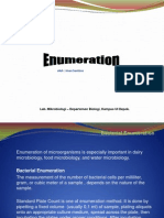 1. Bacterial Enumeration 2013.ppt