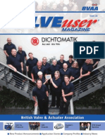 BVAA Valve User Issue 22