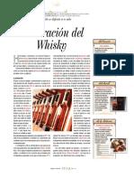 Elaboración del Whisky