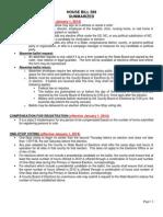 HB 589 Summary for Voting Information Seminars (9-23-13).pdf