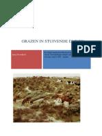 Grazen in Stuivende Duinen - Ineke Noordhoff