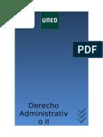 Dº Administrativo II