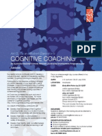 Cognitive Coaching Adelaide