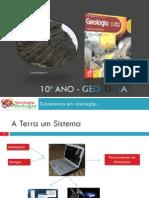 Powerpoint nr. 3 - Subsistemas em interacção