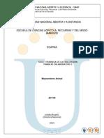 Guia y Rubrica Trabajo 1 Mejoramiento Animal II2013